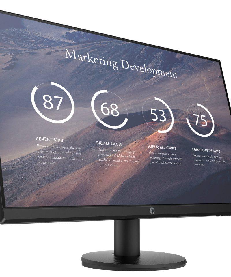 HP P27v G4 27-Inch Monitor