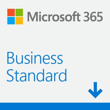 Microsoft 365 Bus Std Retail All Lng APAC EM SubPKL 1YR Onln DwnLd NR
